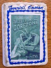 Gorezone cake